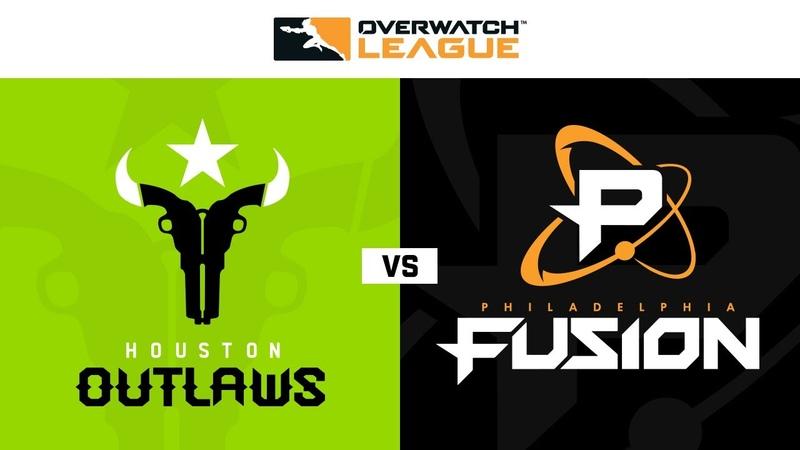 Quarter Final D Houston Outlaws vs Philadelphia Fusion Summer Showdown NA Day 2