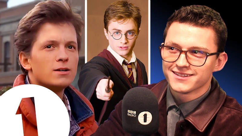 I know more than JK Rowling! Tom Holland on Harry Potter, Onward and remaking Back To The Future.