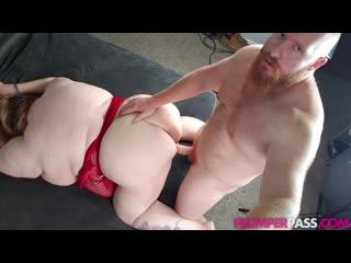 [BBW, Big Tits, Big Ass, Sex, Hardcore, Blowjob, Porn, Порно, Толстушка, Пышка]