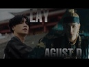 Exo Lay/ Agust D