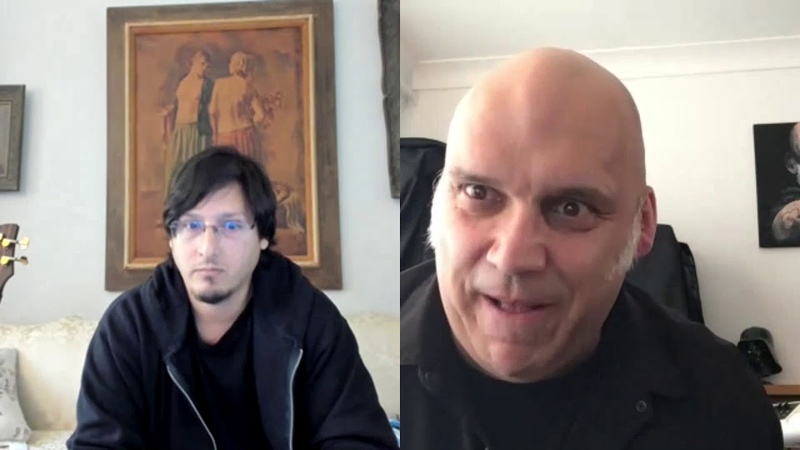 Interview with the legendary Blaze Bayley about Mental Health Music Collaboration