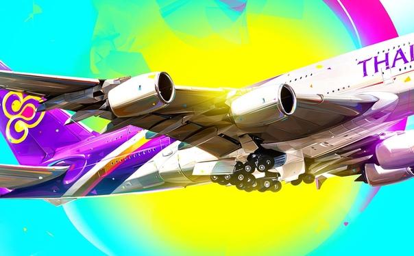 Самолёты от художника Дениса Гончара Denis Gonchar художник из солнечной Украины. Профессионально занимается цифровым искусством, так же экспериментирует в области традиционного искусства. Денис