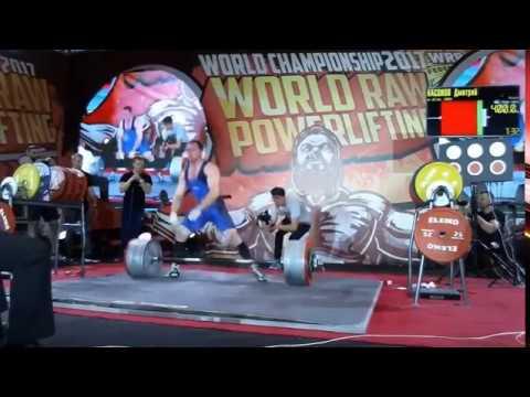 Насонов Дмитрий Тянет 400 кг с собственным весом 81 кг