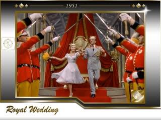 Королевская свадьба / Royal Wedding (Стэнли Донен / Stanley Donen) 1951, США
