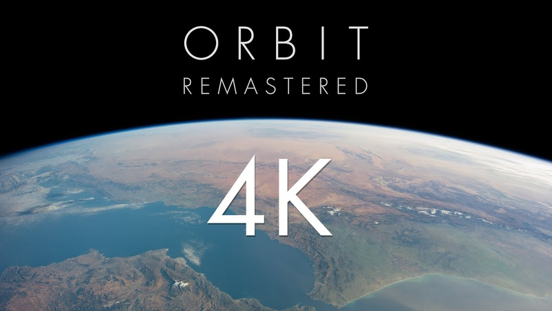 ORBIT A Journey Around Earth in Real Time 4K Remastered