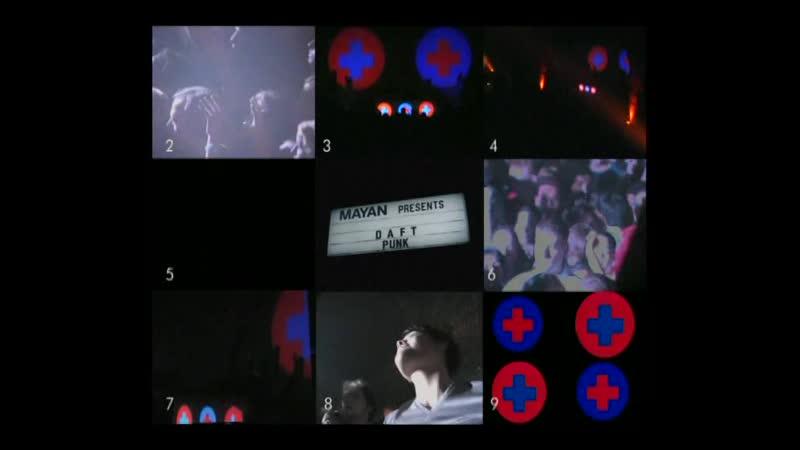 Rollin Scratchin (Live In L.A.) Daft Punk