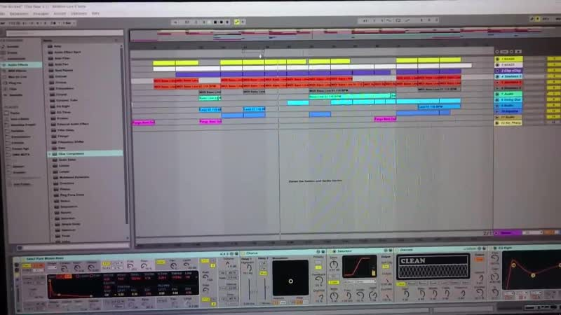 Here is a preview snippet of a possible new Chainreactor Track. What do you think