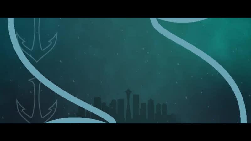 Сиэтл Кракен концепт заставки. Seattle Kraken Concept Goal Horn. Music Nirvana