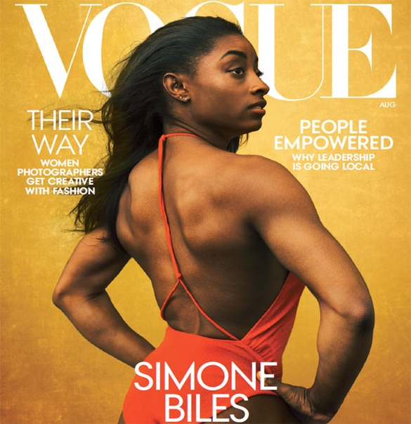 Vogue USA - August 2020