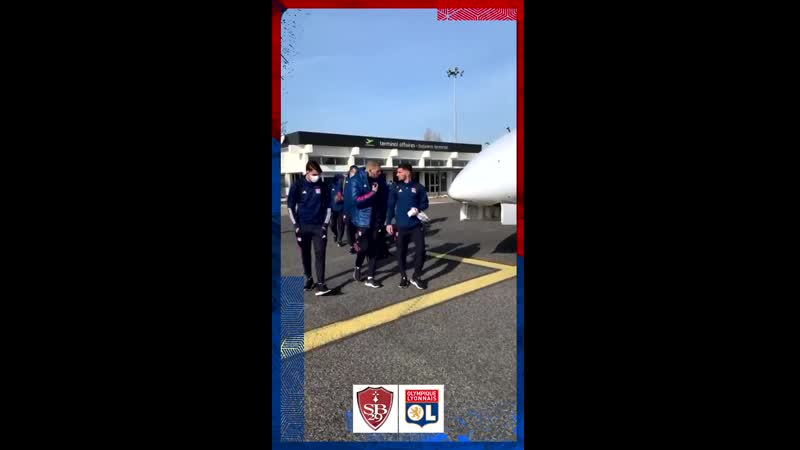 ️ Lyon ️ Brest SB29OL