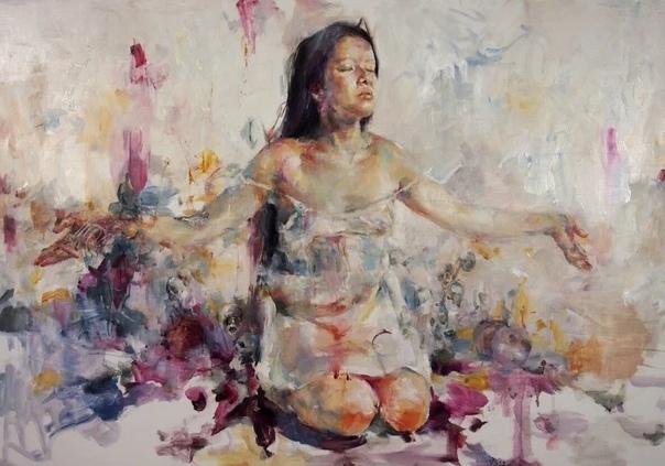 Жаклин Альдерете. Художница родилась в городе Альбукерке, который расположен в штате Нью-Мексико. С детских лет она стала проявлять интерес к художественному