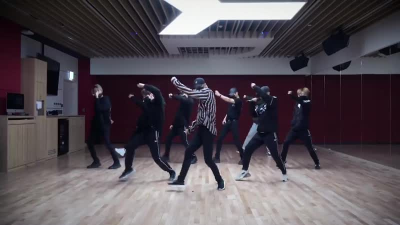 Stray Kids 뱅뱅뱅 BANG BANG BANG Dance Practice