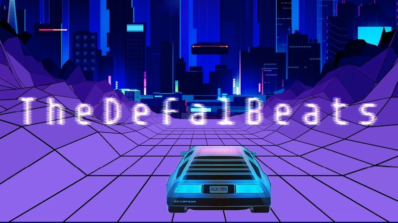 RETRO 80's x SYNTHWAVE Type Beat BACK TO THE FUTURE