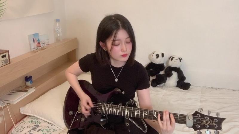Sum 41 - Still Waiting l Guitar Cover by Yujin