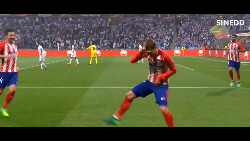 Antoine Griezmann No Tears Left To Cry Skills Goals 2017 2018 HD