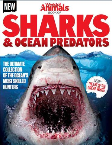 World of Animals – Book of Sharks & Ocean Predators