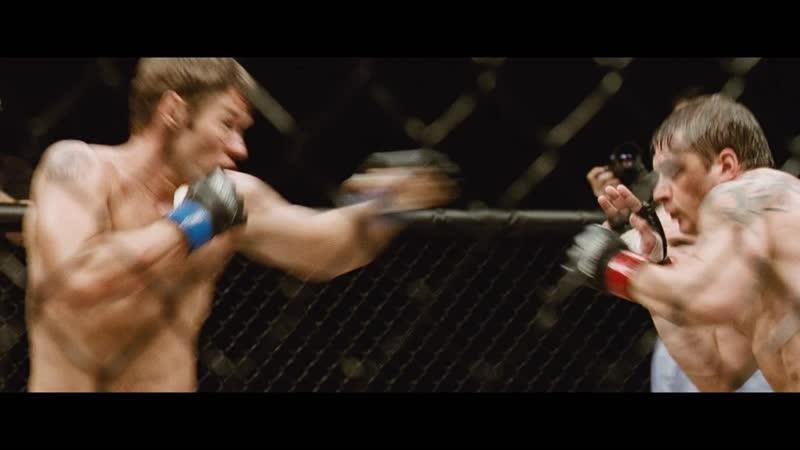 Воин Warrior 2011 Финальный бой братьев Конлон Томми против Брендона Том Харди Джоэл Эдгертон Best Movie Moment