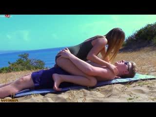 Сексуальная брюнетка на порно кастинге Porn casting for sexy stunning Czech brunette порно лезби Masturbation
