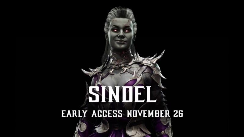 MK11 ¦ Sindel Gameplay Official Trailer ¦ Mortal Kombat