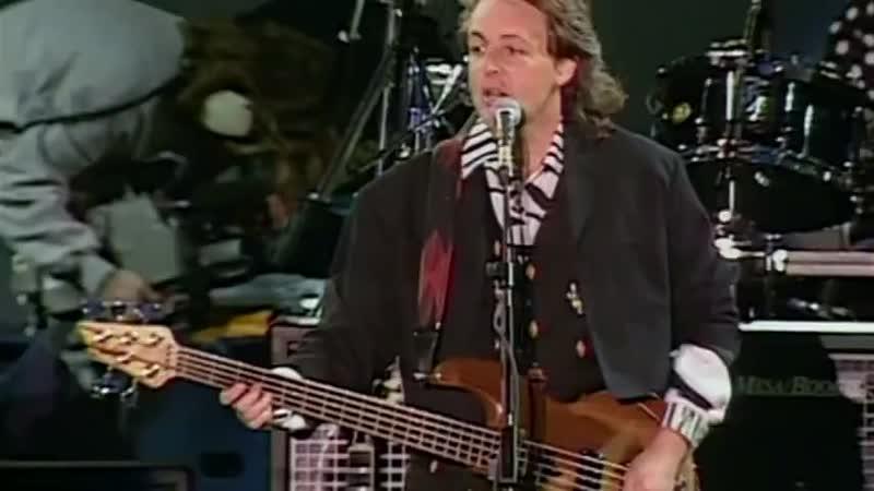 Paul McCartney Birthday Live 1990 ᴴᴰ