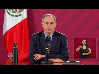 Dr Hugo López Gatell Conferencia Miércoles 22 Julio 2020 #GraciasPorCuidarnos #NuevaNormalidad 🚦🚦🚦