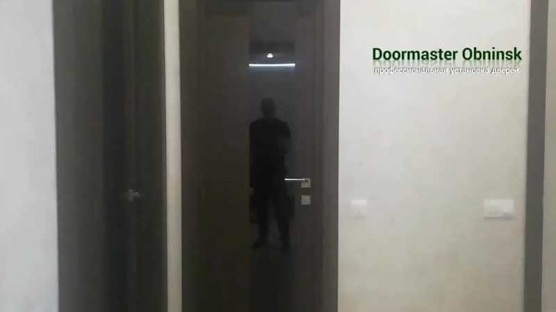PROFIL DOORS сдача объекта DOORMASTER