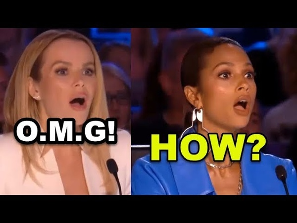 Top 7 *UNEXPECTED EVER ACTS* BRITAINS GOT TALENT AUDITIONS!