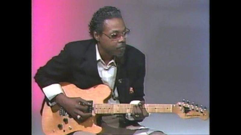 Cornell Dupree Memphis Soul Stew Tutorial vid Part 2 of 12