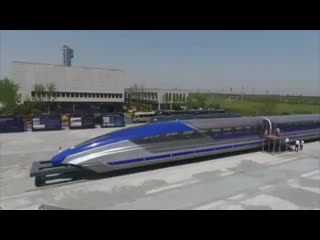 Высокоскоростной поезд в Китае