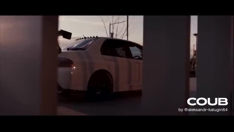 Mitsubishi Lancer Evolution 750HP