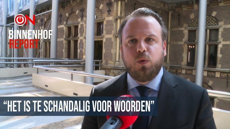 7 Het is te schandalig voor woorden Binnenhof Report YouTube