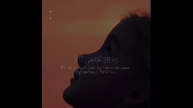 Чтец Abdul Rohman MosadSurat « 16 - ан Нахль »