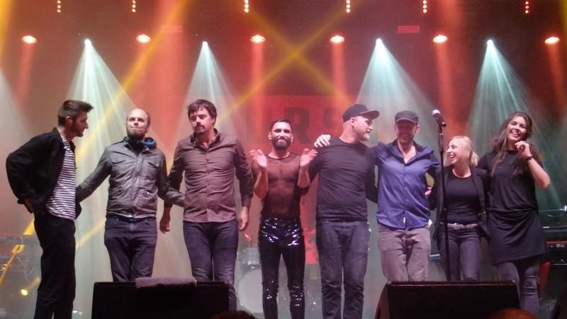 Conchita WURST Band Hafen Openair Wien 16.8.2019 Teil 5