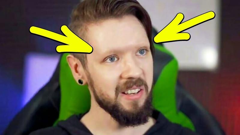 Jacksepticeye No Eyebrows