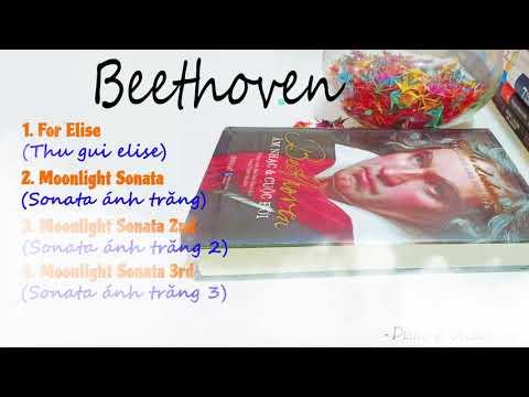 Beethoven 5 tác phẩm kinh điển mọi thời đại