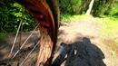 Грязевая покатушка по набережной озера Сенеж.Видео с нового ракурска. 7 июня 2020 года.