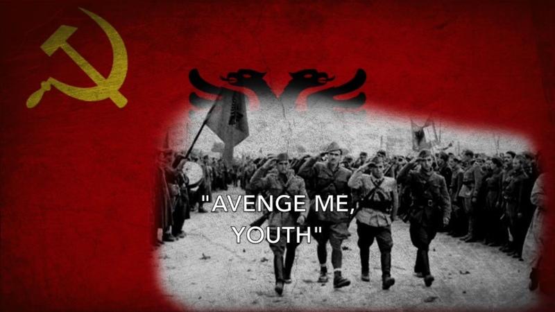 Hakmarrje Rini Albanian Partisan Song English Lyrics