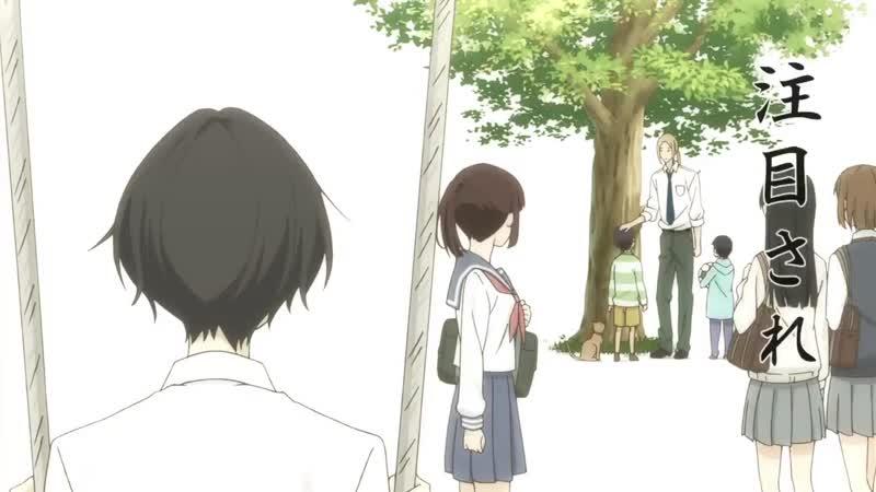 Anime365 Kappa pride момент из аниме Tanaka kun wa Itsumo Kedaruge mp4