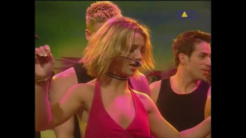 Britney Spears Oops I Did It Again Viva Interaktiv TV Rip