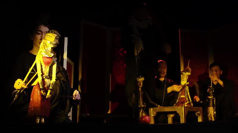 Ульгэр покажет сказку Волшебная лампа Аладдина