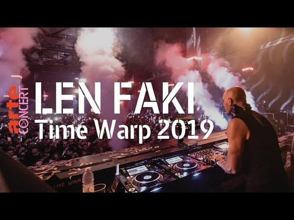Len Faki @ Time Warp 2019 ARTE Concert