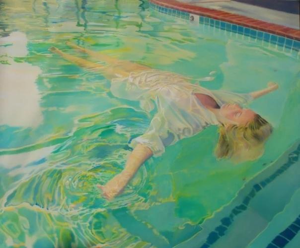 Австрийский художник Кристоф Шмидбергер (Christoph Schmidberger родился в Айзенерц. Год его рождения 1974.Сначала художник обучался в австрийском городе Грац. Затем он поступил на учёбу в