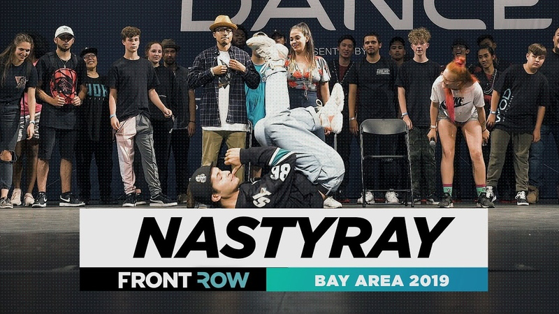 NastyRay FRONTROW All Styles World of Dance Bay Area 2019 WODBAY19