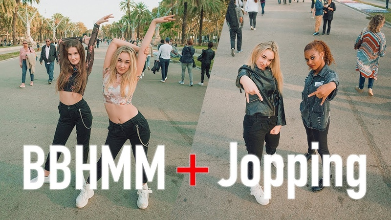 KPOP IN PUBLIC BBHMM JOPPING Rihanna Parris Goebel BlackPink Ver SuperM Dance Cover Xenia