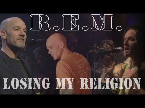 R. E. M. Losing My Religion Терять терпение