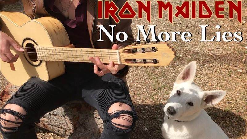 IRON MAIDEN No More Lies Acoustic by Thomas Zwijsen Nylon Maiden