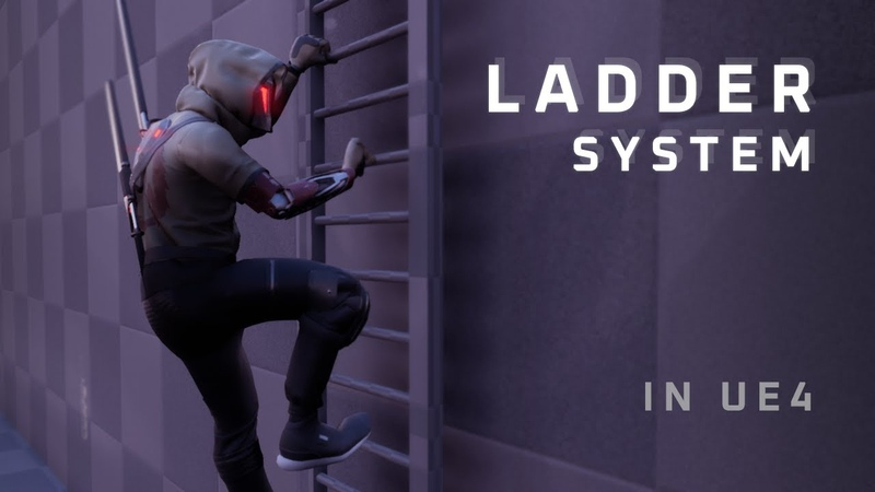 Creating a Ladder System for Ronin 2072 UE4