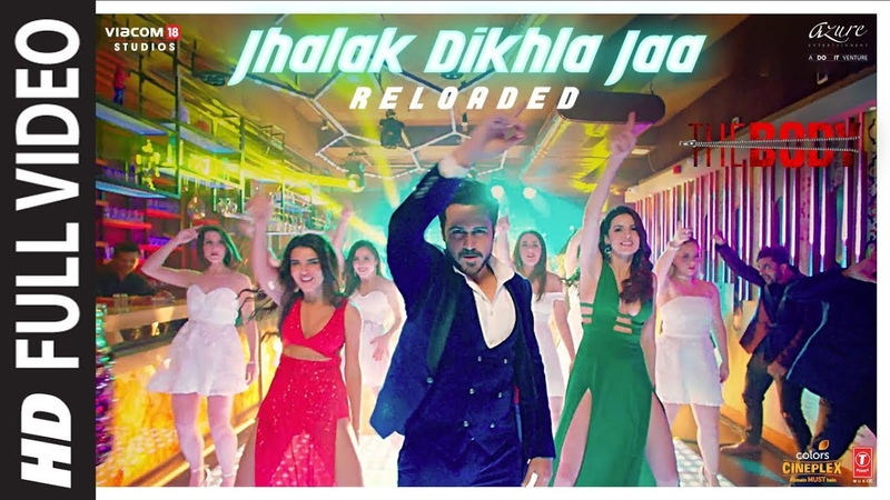 Full Video Jhalak Dikhla Jaa Reloaded |The Body | Rishi K, Emraan H |Himesh R, Tanishk B