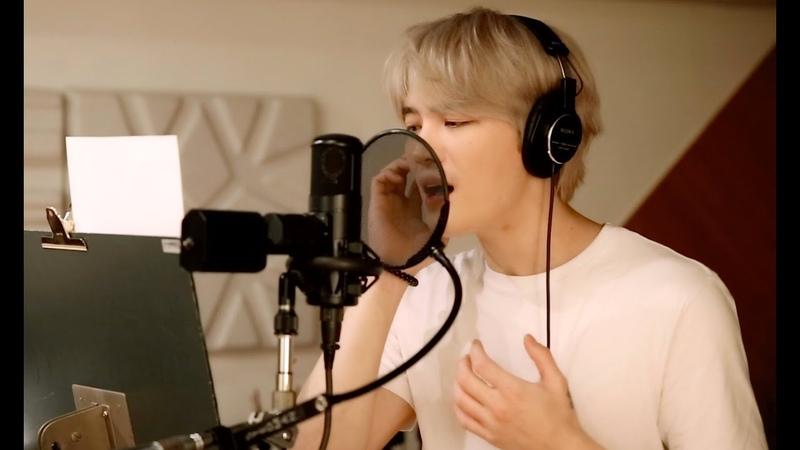 ジェジュン J JUN 김재중 Making of Love Covers ⅡーRecordingー short ver