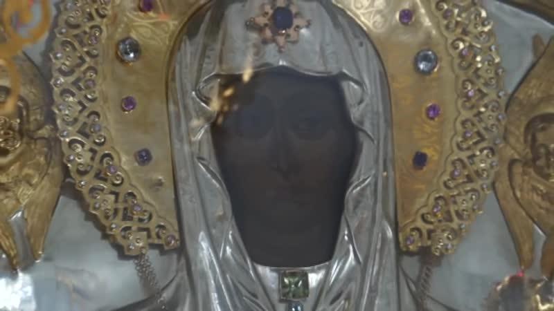 СВЯТАЯ ЗАСТУПНИЦА Анна Самойлова 2015 Албазинская икона Божией Матери Слово плоть бысть